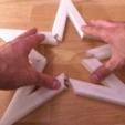 Free 3d printer files Vega - The LED-lit Christmas Star, CreativeTools