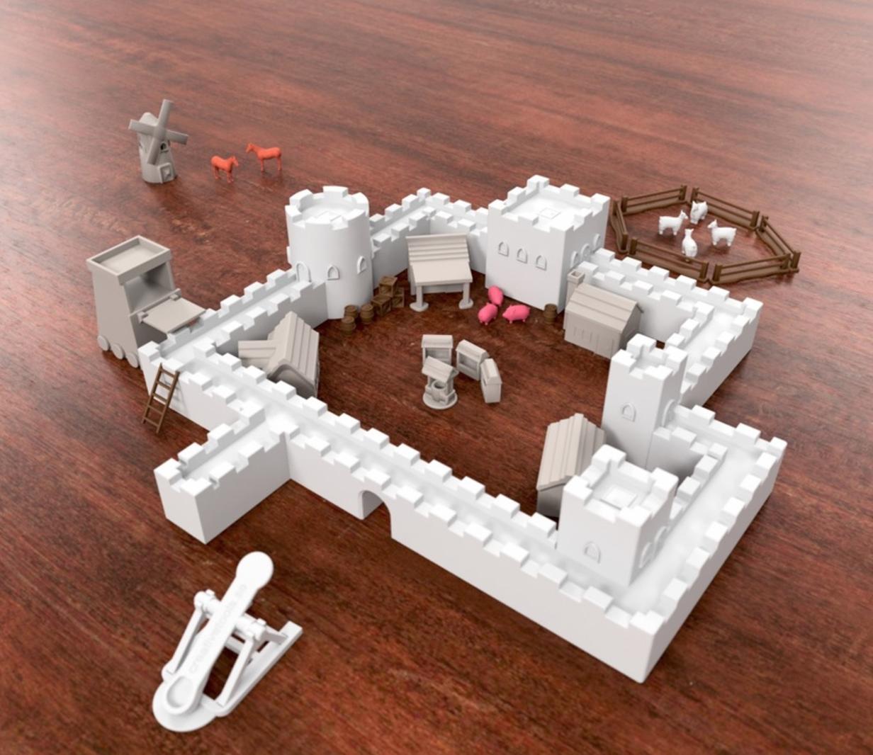Capture d'écran 2016-12-02 à 17.12.11.png Télécharger fichier STL gratuit Plateau modulaire de château (imprimable en 3D) • Modèle à imprimer en 3D, CreativeTools