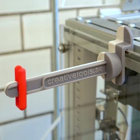 Capture d'écran 2017-05-09 à 09.45.17.png Download free STL file Universal Cantilevered Spool Holder for 3D printers • 3D printing design, CreativeTools