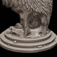 Descargar archivos 3D Busto Dragón, Skazok
