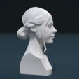 Girl_Head_Ix-0004.png Download 3DS file Girls Head • 3D print object, Skazok