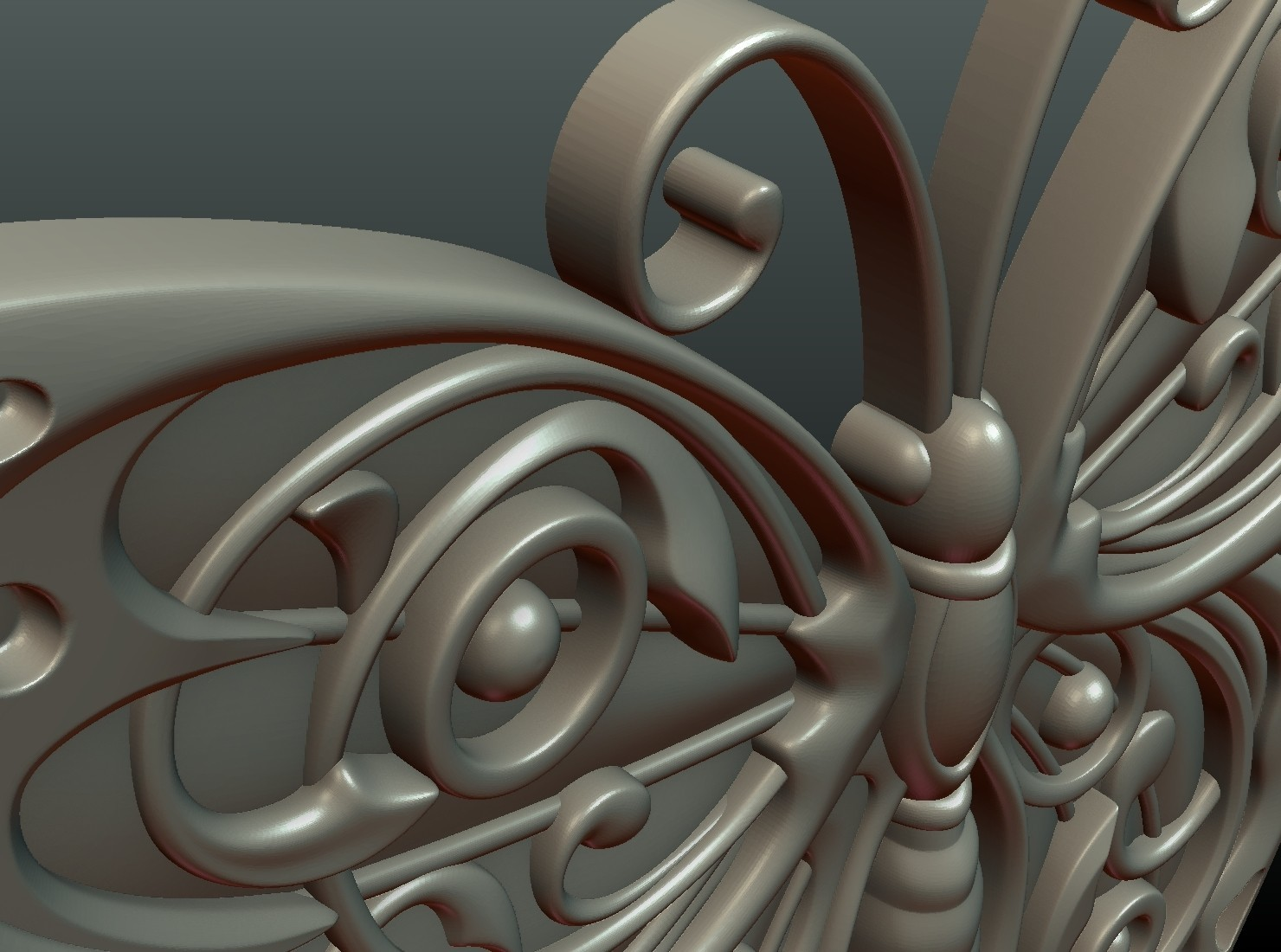 Butterfly_OPGL_27-07.jpg Download STL file Butterfly relief • Model to 3D print, Skazok