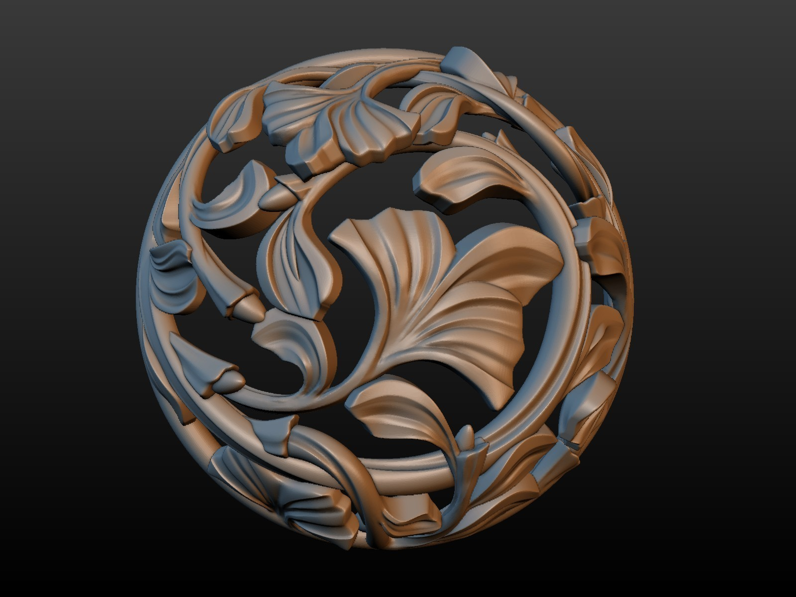 Earring-14.jpg Download STL file Earring • 3D printing template, Skazok