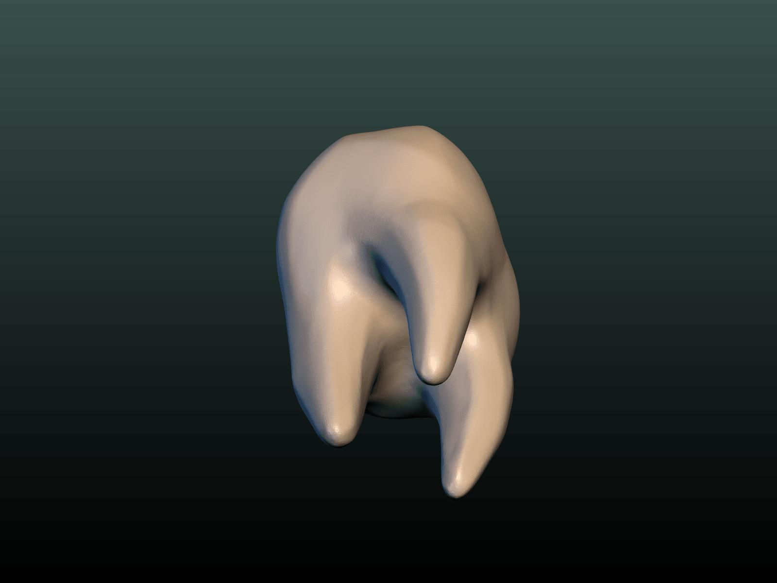 Tooth-03.png Download 3DS file Tooth • 3D printer design, Skazok