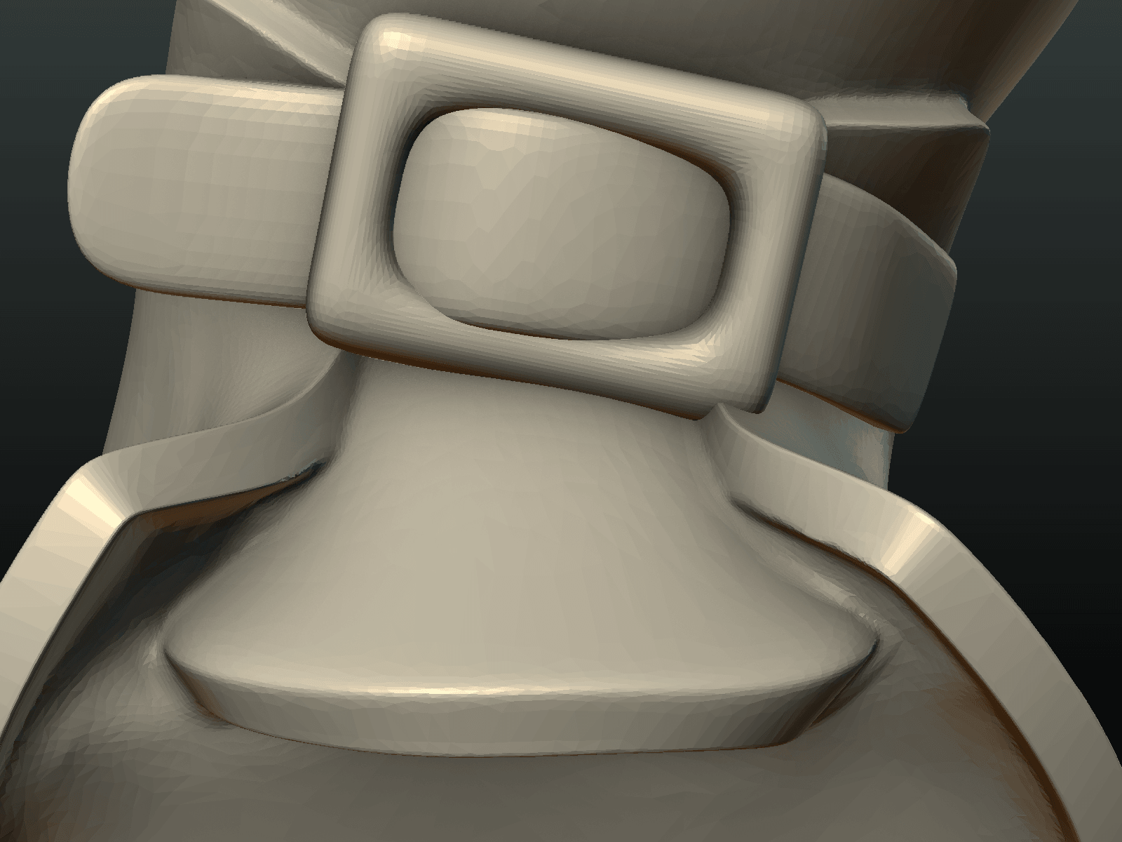 Boot-14.png Download 3DS file Boot • Model to 3D print, Skazok