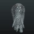Mesh_Elephant-02.png Download STL file Mesh Elephant • 3D printer design, Skazok