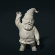 Garden_Gnome-002.png Download STL file Garden Gnome • 3D printing design, Skazok