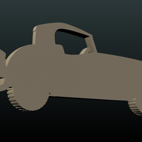 Car_box-03.jpg Download STL file Car Relief • Design to 3D print, Skazok