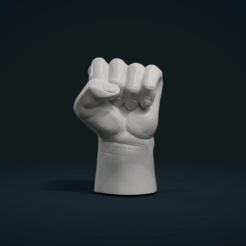 Download 3D model Fist, Skazok