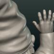 Garden_Gnome-14.png Download STL file Garden Gnome • 3D printing design, Skazok