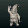 Garden_Gnome-11.png Download STL file Garden Gnome • 3D printing design, Skazok