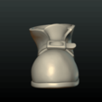 Boot-10.png Download 3DS file Boot • Model to 3D print, Skazok