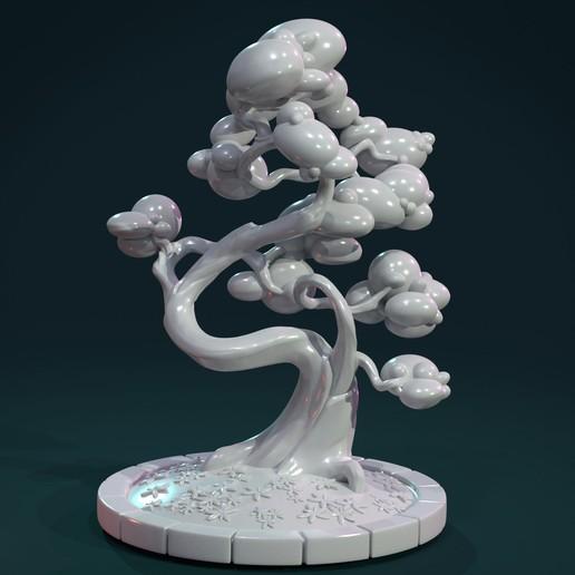 Download 3D printer files Tree II, Skazok