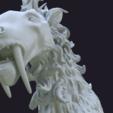 Fantasdy_beast-0010.png Download 3DS file Fantasy Beast • 3D printable template, Skazok