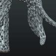 Mesh_Elephant-07.png Download STL file Mesh Elephant • 3D printer design, Skazok