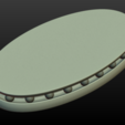 Stand-002.png Download 3DS file Base for sculptures • Model to 3D print, Skazok