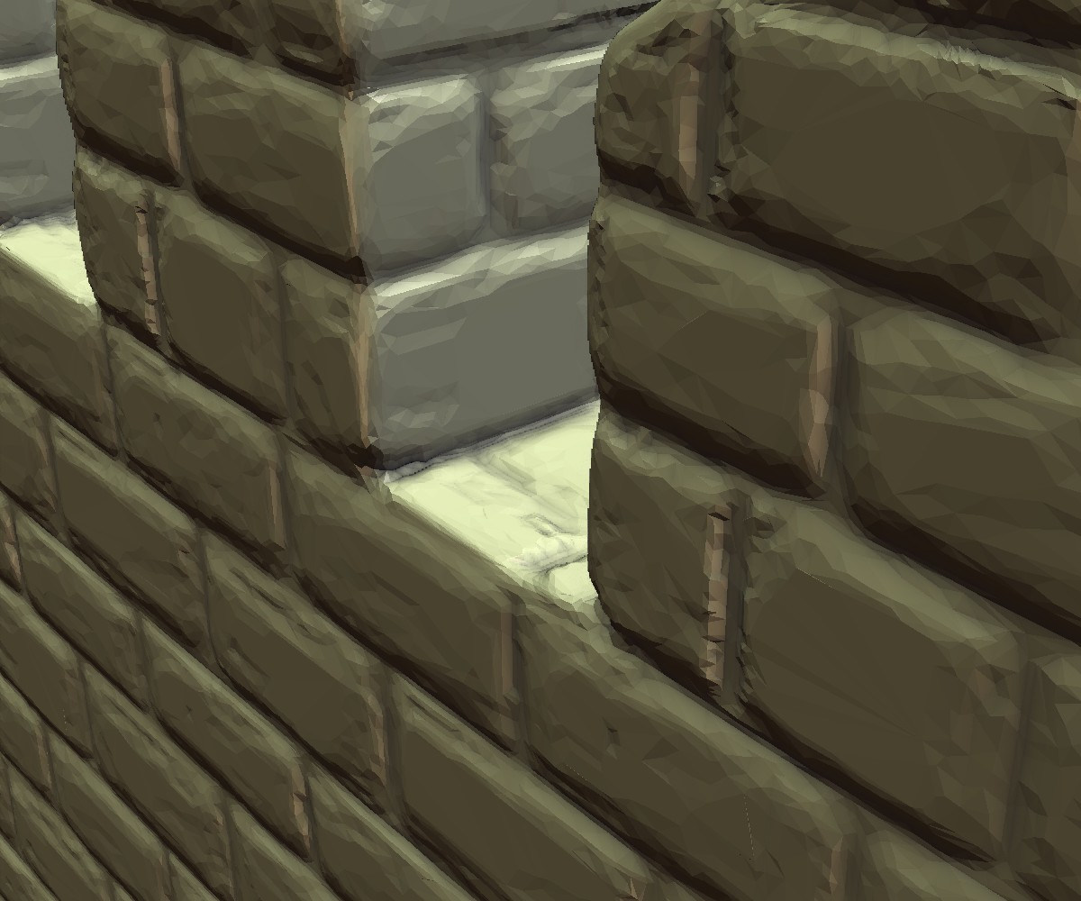 Castle_Wall-010.jpg Download 3DS file Castle wall • 3D printable design, Skazok