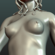STL file Naked Girl, Skazok