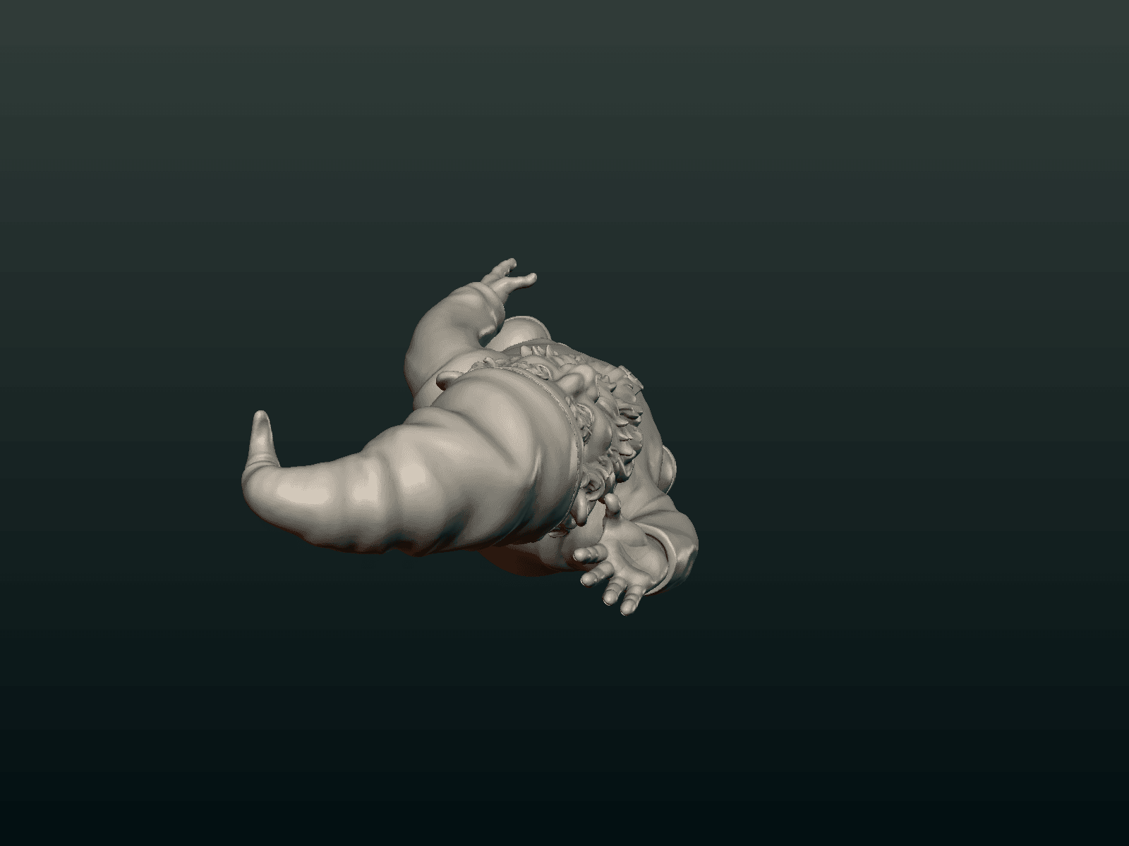 Garden_Gnome-08.png Download STL file Garden Gnome • 3D printing design, Skazok