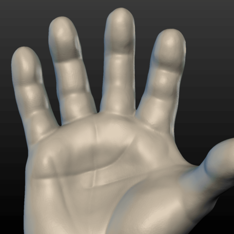 Hand-10.png Download 3DS file Hand • Object to 3D print, Skazok