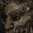 Download STL file Demon Head, Skazok