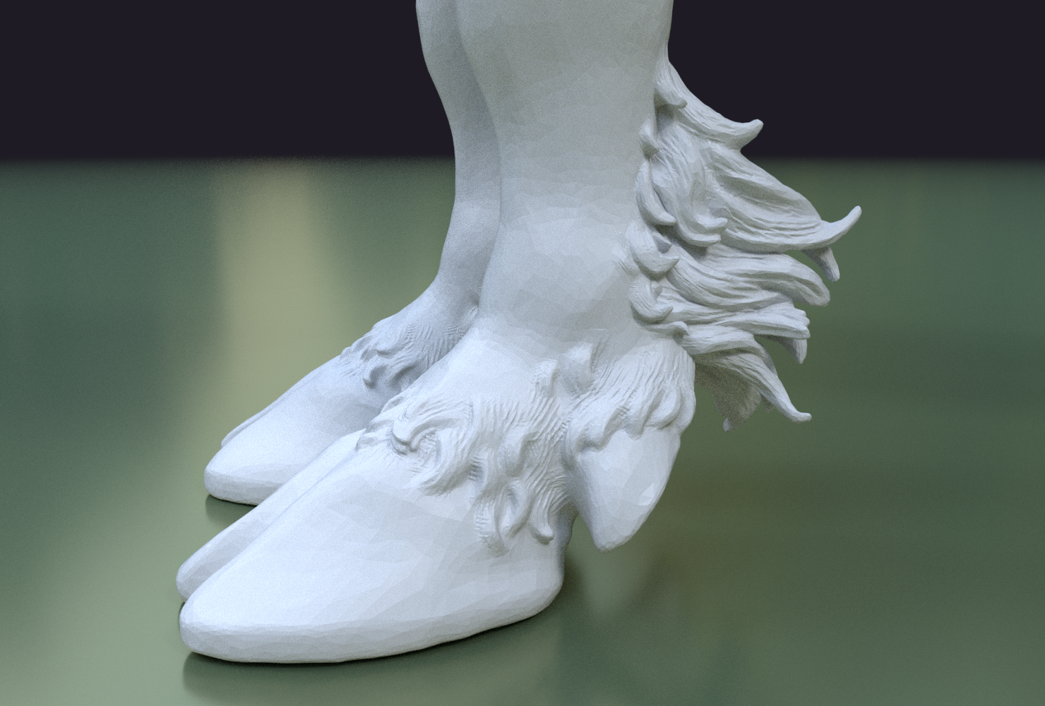 Fantasdy_beast-0011.png Download 3DS file Fantasy Beast • 3D printable template, Skazok
