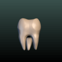 Download 3D printing models Tooth, Skazok