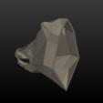 Boars_LP_Head-0013.png Download 3DS file Boar Head Low Poly • 3D print model, Skazok