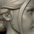 G_Head-09.png Download 3DS file Girls Head • 3D print object, Skazok