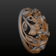 Earring-20.png Download STL file Earring • 3D printing template, Skazok
