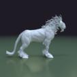 Fantasdy_beast-0001.png Download 3DS file Fantasy Beast • 3D printable template, Skazok