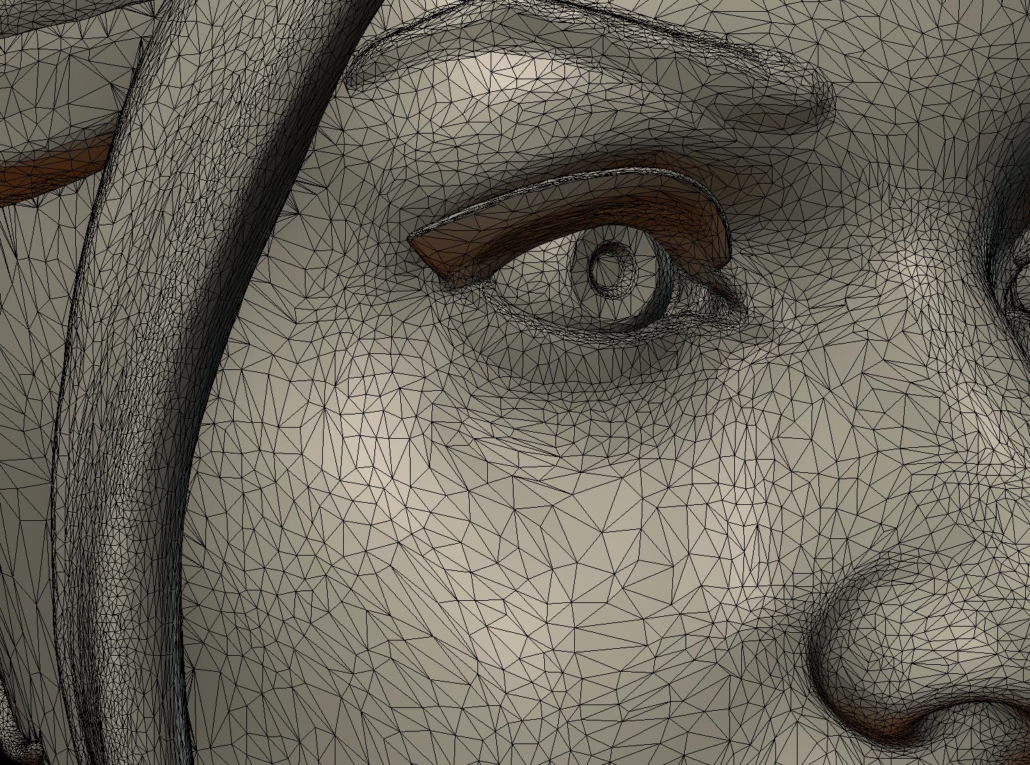 G_Head-14.png Download 3DS file Girls Head • 3D print object, Skazok