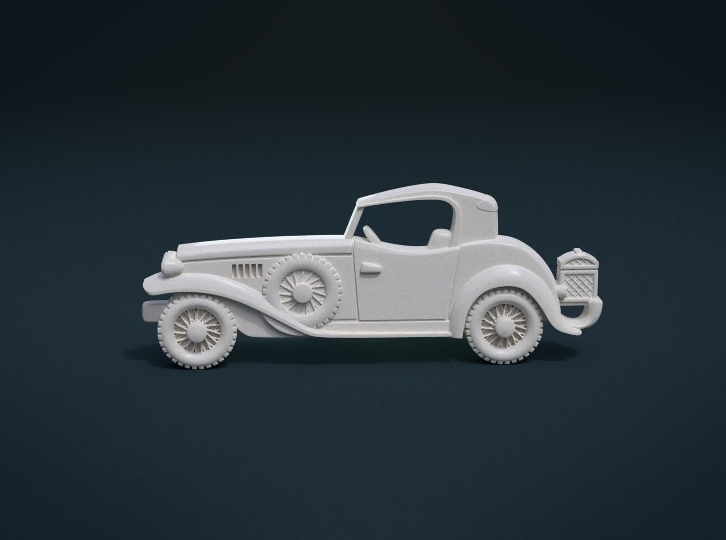 Car_Cycles.jpg Download STL file Car Relief • Design to 3D print, Skazok