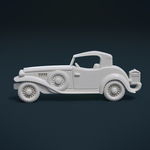Download 3D printing designs Car Relief, Skazok