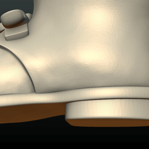 Boot-13.png Download 3DS file Boot • Model to 3D print, Skazok