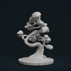 Download 3D printer files Tree II, Skazok