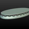 Stand-009.png Download 3DS file Base for sculptures • Model to 3D print, Skazok