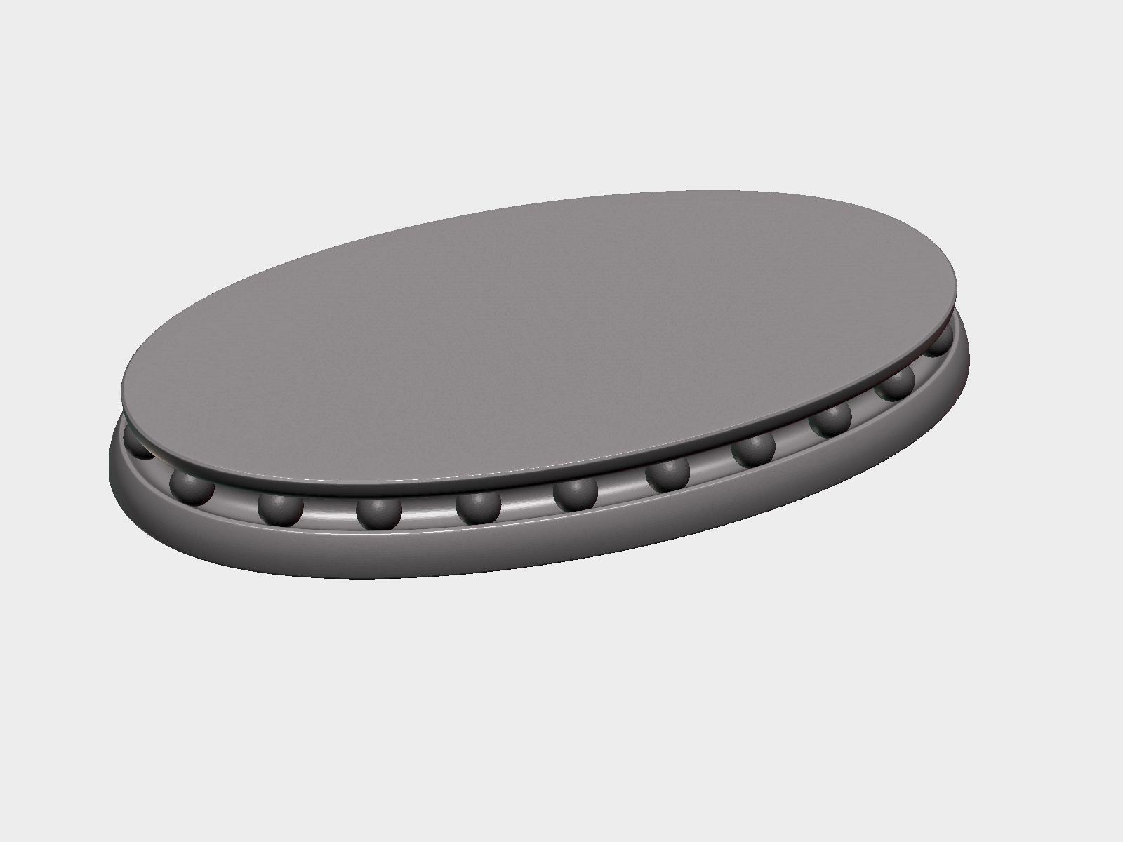 Stand-011.png Download 3DS file Base for sculptures • Model to 3D print, Skazok
