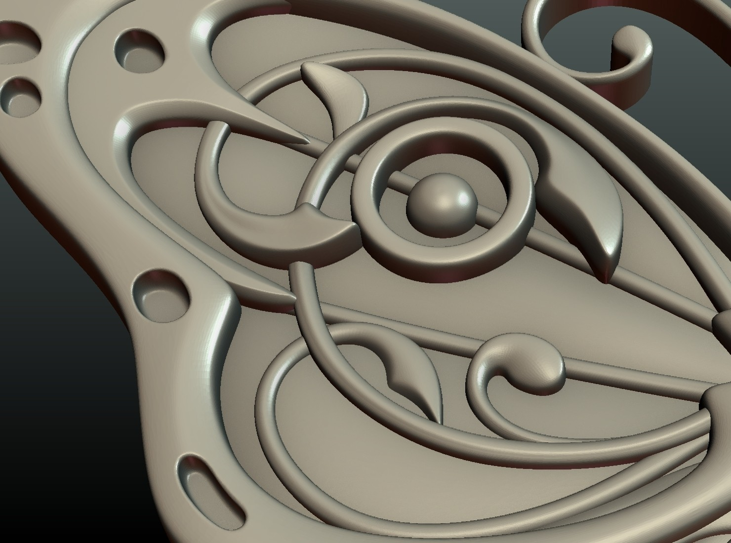 Butterfly_OPGL_27-05.jpg Download STL file Butterfly relief • Model to 3D print, Skazok
