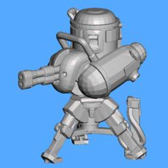 Download free 3D printer model FWW turret, Sebtheis