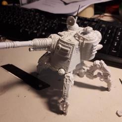 Descargar modelo 3D gratis Andador de arena (28mm), Sebtheis