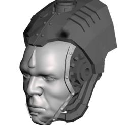 Descargar STL gratis Máscara Sanguinaria Dominion Crusader MK3 (28mm), Sebtheis