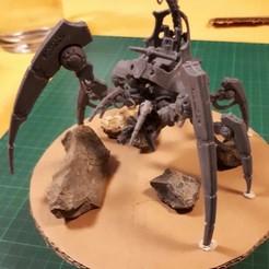 Descargar diseños 3D gratis Spider Prowler (28mm), Sebtheis