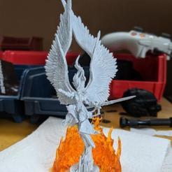 Impresiones 3D gratis El anillo de fuego, Sebtheis