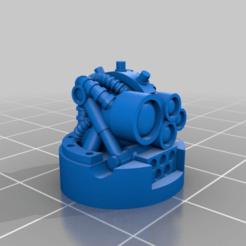Descargar diseños 3D gratis Cabeza de robot Beep Boop, Sebtheis