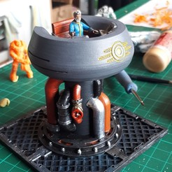 Download free 3D print files Overseer character FWW, Sebtheis
