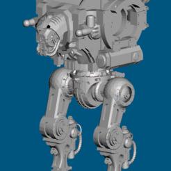 Descargar archivos 3D gratis Chasis Dominion Crusader (28mm) MK3, Sebtheis