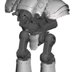 Descargar modelo 3D gratis Armadura tártara de Dominion Crusader MK3 (28mm), Sebtheis