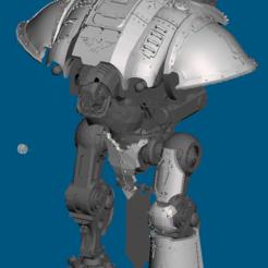 Descargar archivos STL gratis Armadura clásica Dominion Crusader MK3 (28mm), Sebtheis