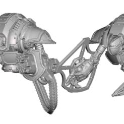 Descargar modelos 3D gratis Torsos a escala AT TDC, Sebtheis